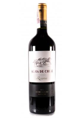 Alma De Chile Cab.Savignon Res.