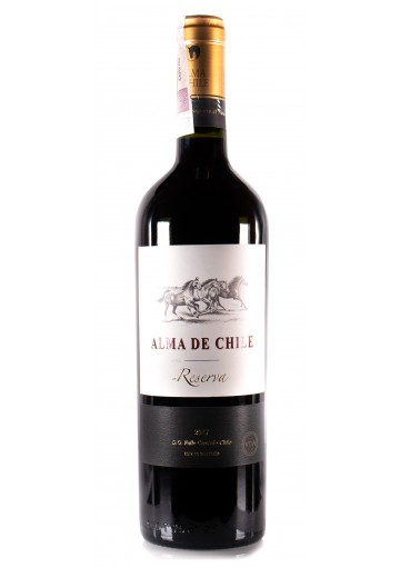 Alma De Chile  Syrah  Res.