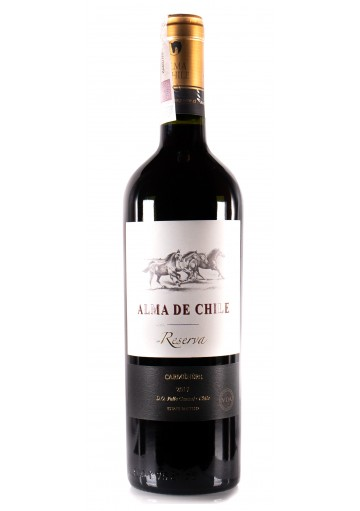 Alma De Chile Carmenere Res